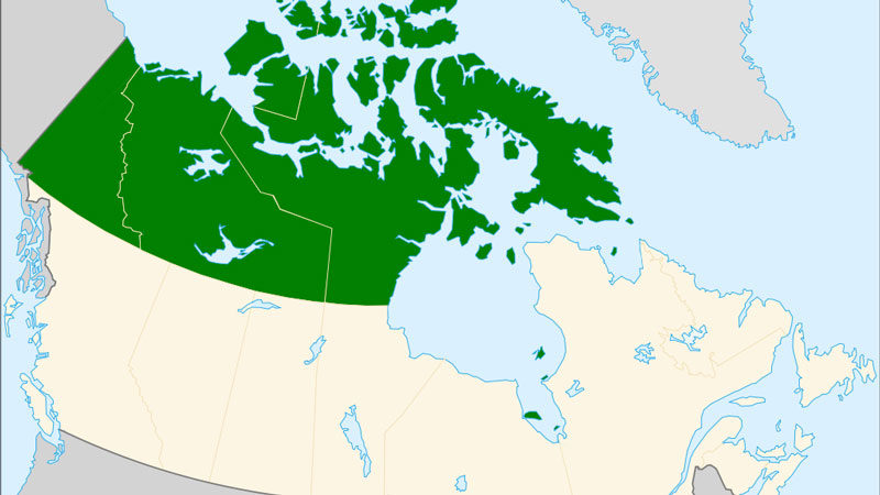 MAP-Northern_Canada